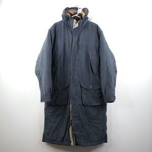 Vintage 90s L.L. Bean Hooded Puffer Parka Jacket